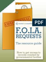 How to FOIA