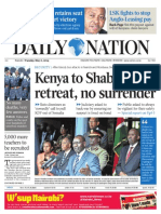 Daily Nation 06.05.2014