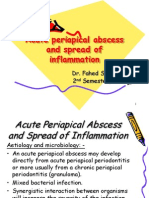 Spread of Inflamation