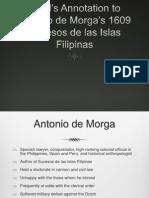 RC- Sucesos Islas de Filipinas Report - Reynoso
