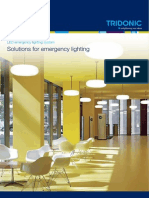 Emergency Lighting Overview En