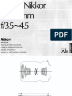 Zoom-Nikkor 35-105mm f-3.5-4.5