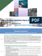 Nanotechnology Capabilities Report of Suzhou China