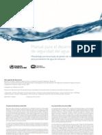 Manual Para El Desarrollo de Planes de Seguridad Del Agua (PSA)