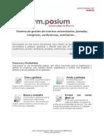 Presentacion Symposium