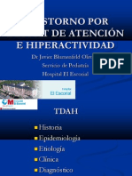 Ponencia Hospital El Escorial