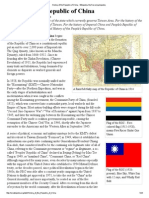 History of the Republic of China