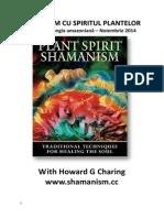 ŞAMANISM CU SPIRITUL PLANTELOR