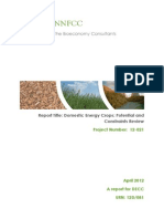 5138 Domestic Energy Crops Potential and Constraints r