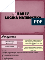 Logika Matematika Power Point