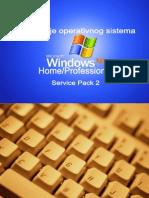 Instaliranje operativnog sistema Windows XP