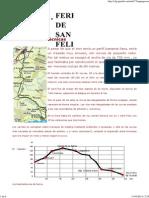 Técnica _ Ferrocarril de San Feliu