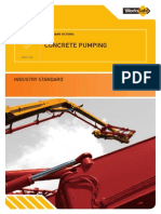 Victoria Code of Practice for Using Concrete Pump