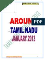 Tamil Nadu - Jan 2013