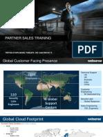 GTM Strategy Presentation - Partners 2014