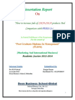 i to Vi Dissertation Projet by Abhishek