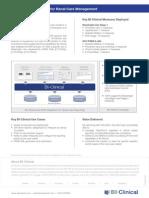 BI, Care management & HL7 Integration Solutions by CitiusTech