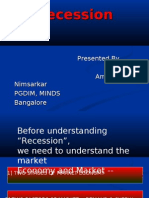 Global Recession and its Impacts.