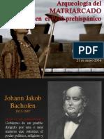 Arqueología Matriarcado Perú Prehispánico
