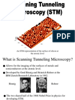 Scanning Tunneling