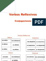 Verbos Reflexivos
