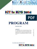 ICT in EDU 2014 mongolia