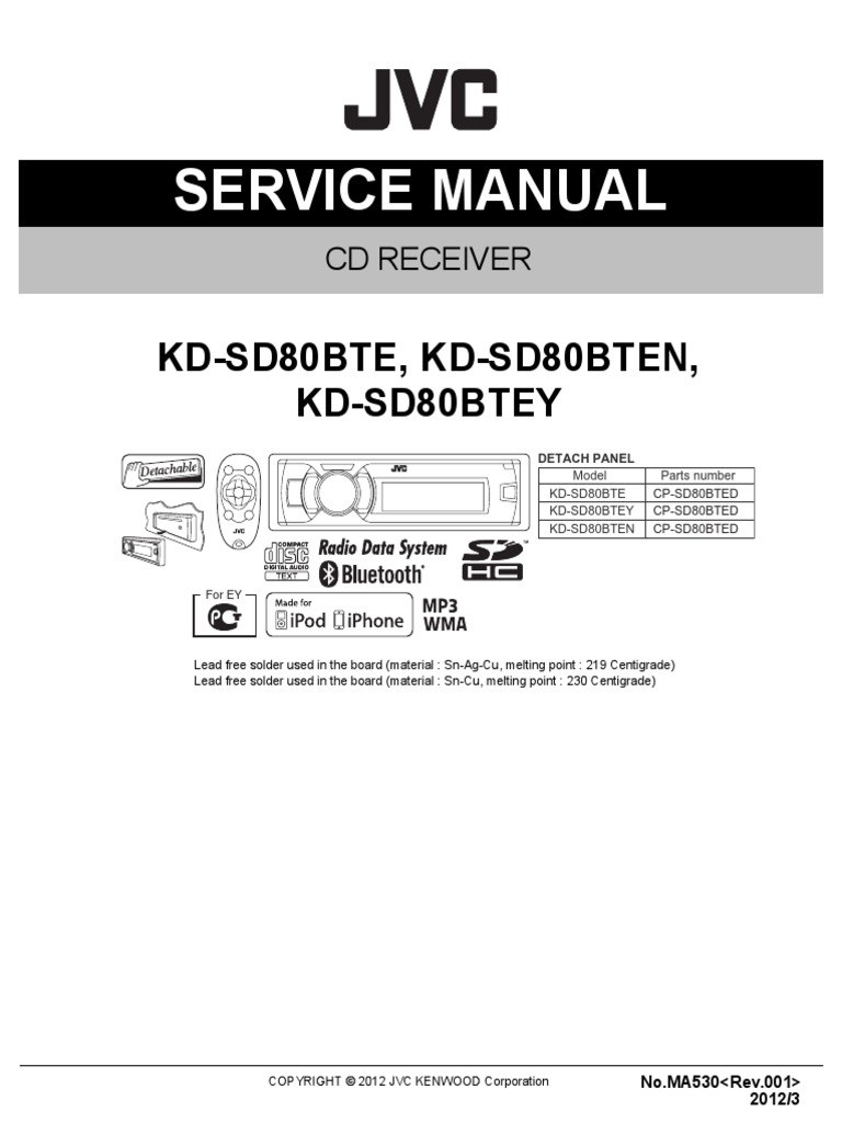 1509759929 kd sd80bte sd80bten sd80btey (sm ma530 rev 001) jvc kd r330 wiring diagram at gsmx.co