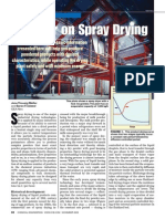 A Primer on Spray Drying