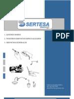 Sertesa Dental Brochure