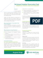 PPF Safeguard Your Retirement Leaflet