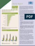 HR Jobs Pulse Survey January 2014