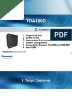 Present Tda 100 d