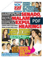 Pinoy Parazzi Vol 7 Issue 58 May 07 - 08, 2014