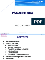Pasolink NEO Training20080219
