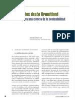 20 Años Desde Brundtland Antonio Gomez Sal Sept2009