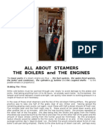 All About Steamers - The Boilers and Engines