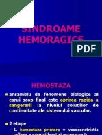 Sindroame+hemoragice
