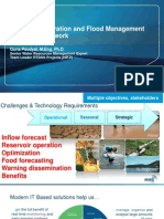 Real Time Decision Support System in Reserrvoir and Flood Management System Framework