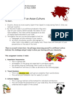 asia - term 2 research task