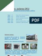 Presentacion Paneles Solares Para Piscinas Oku Ferias - Clientes y Distribuidores
