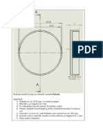 Proiectare Asistata de Calculator, L3