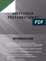 DIAPO PREFABRICADOS