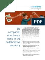 Economie Collaborative Deloitte University Press