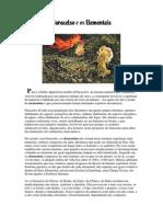 Paracelso e Os Elementais (Carlos Bernardo Loureiro)