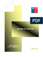 Informe de Auditoria Chile