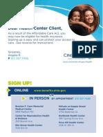 chdpatientmedmailer2014 - 2