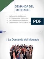 Semana 2 - Tema 3 La Demanda Del Mercado