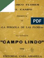 La Pérgola de las Flores- Campo lindo - Partitura.pdf