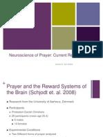 Neuroscience of Prayer
