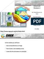 M4 Advanced GIS SAGA Module